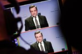 Europe's Central Bank, Lagging Its Counterparts, Faces Eventful 2018