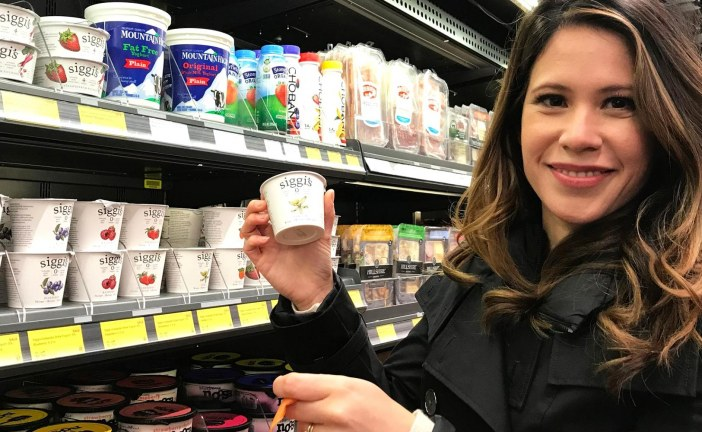 Amazon Go grocery store opened and we accidentally stole a yogurt