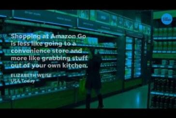 Amazon Go lets you skip the checkout line