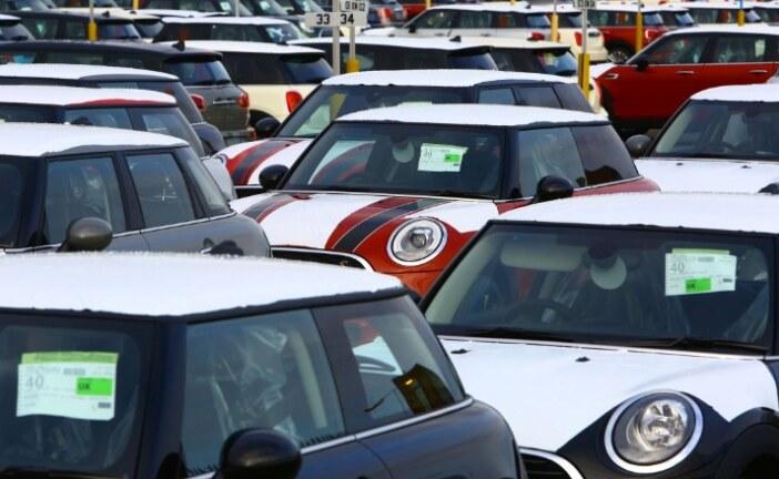 U.K. car sales slow as Brexit empties the tank