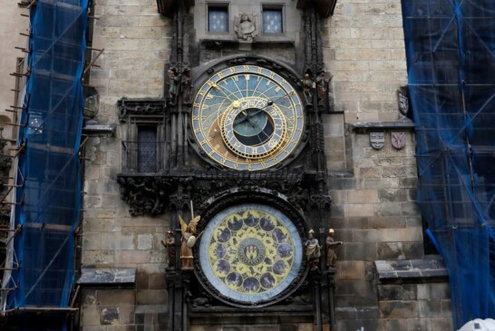 One of the World's Oldest Clocks Stops Ticking, Briefly
