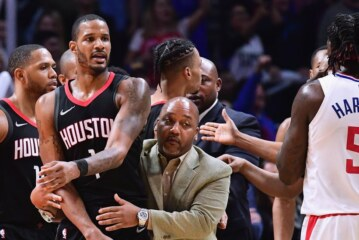 Trevor Ariza and Gerald Green Suspended Over Rockets-Clippers Melee