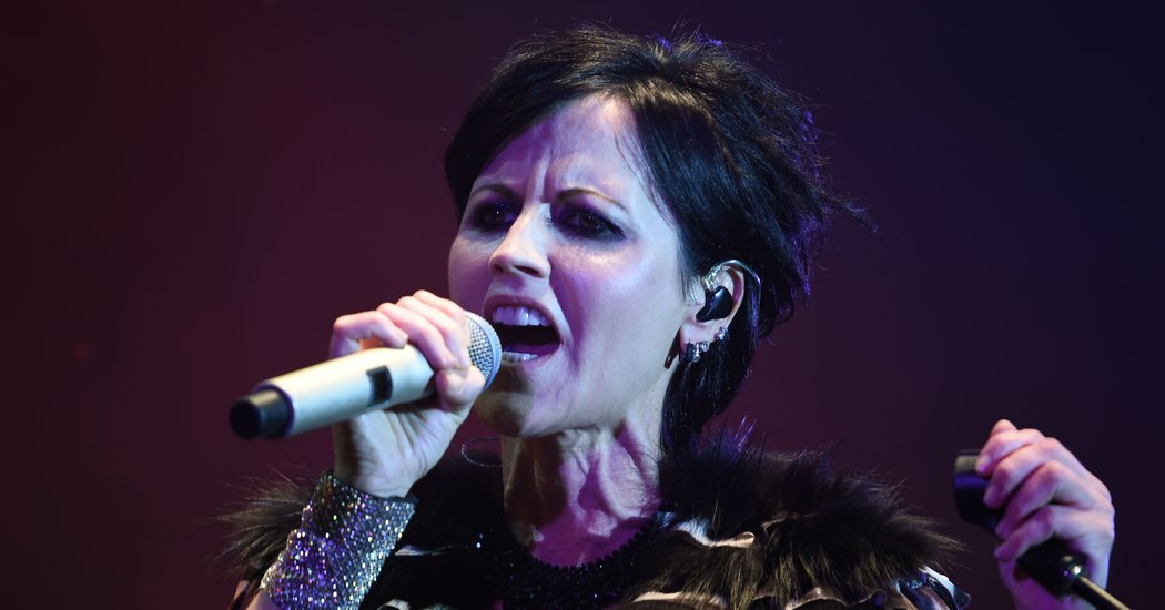 Remembering the Cranberries' Dolores O'Riordan