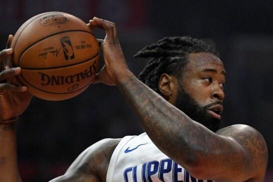 Cavaliers Pursue DeAndre Jordan and Lou Williams Ahead of N.B.A. Trade Deadline