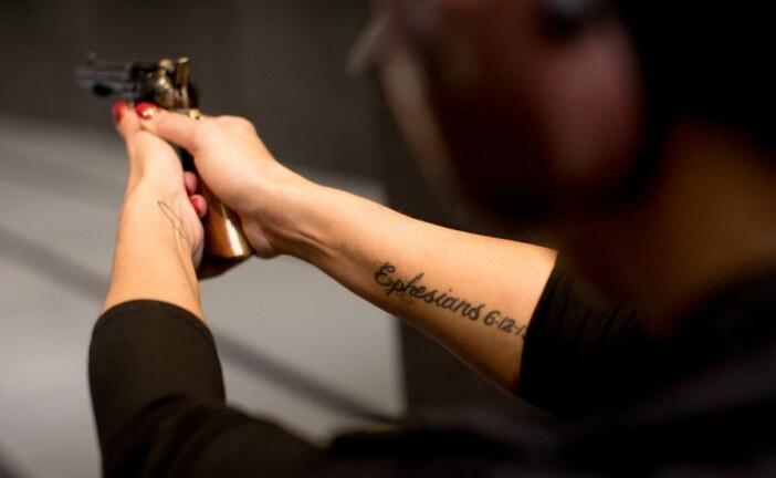 The National Rifle Association's Telegenic Warrior