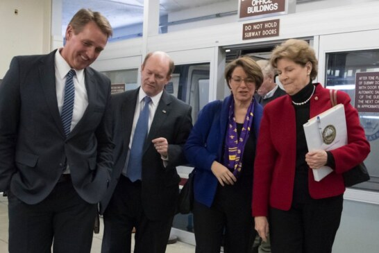 Here Are the Senators Trying to Find a Bipartisan Solution to the Government Shutdown