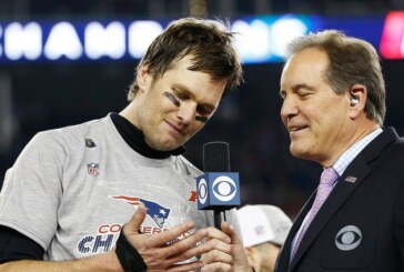 Patriots End a Week of Hand-Wringing With Another A.F.C. Crown