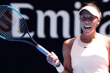 Madison Keys Surges Into Australian Open Quarterfinals