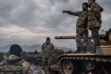 Turkey Begins Ground Assault on Kurdish Enclave in Syria