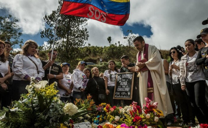Venezuela's Most-Wanted Rebel Shared His Story, Just Before Death