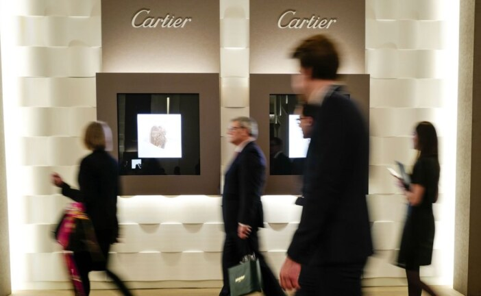 Richemont, Doubling Down on Online Luxury, May Buy Yoox Net-a-Porter