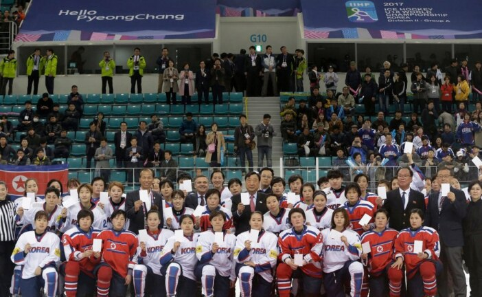 For South Korean Hockey Team, Unity With North Is a Sacrifice