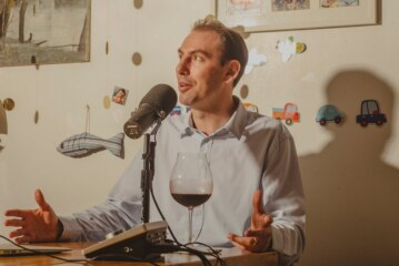 The History of Wine in 442 Podcasts