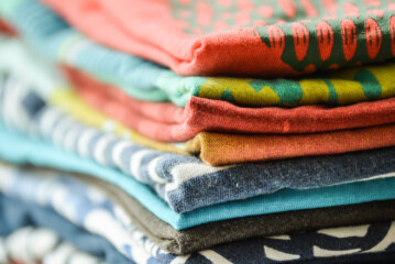 20 Uses For Old T-Shirts