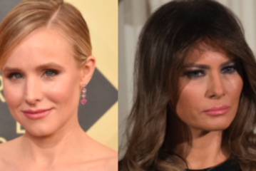 Kristen Bell Opens SAG Awards By Dragging Melania Trump