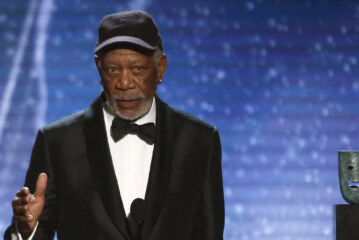 Morgan Freeman Criticizes 'Gender-Specific' SAG Statuettes