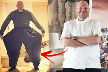 Tom Kerridge weight loss: Dopamine diet chef follows THREE strict dieting rules   Diets   Life & Style