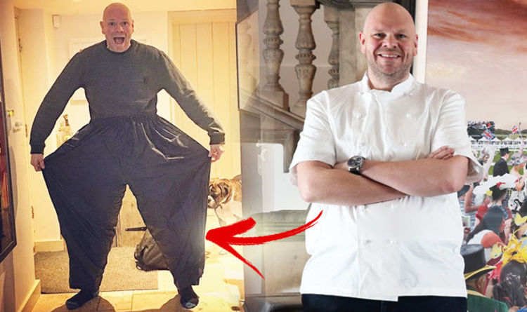 Tom Kerridge weight loss: Dopamine diet chef follows THREE strict dieting rules | Diets | Life & Style
