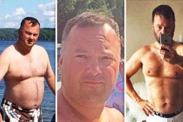 Weight loss: Man loses 3.5 stone before 50th birthday doing THIS | Diets | Life & Style