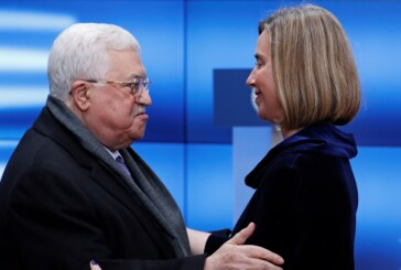 Mahmoud Abbas urges EU to 'swiftly recognise' Palestine | Palestine News