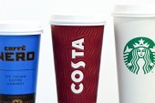 U.K. Lawmakers Want To Battle Waste With A 'Latte Levy' On Disposable Cups : The Salt : NPR