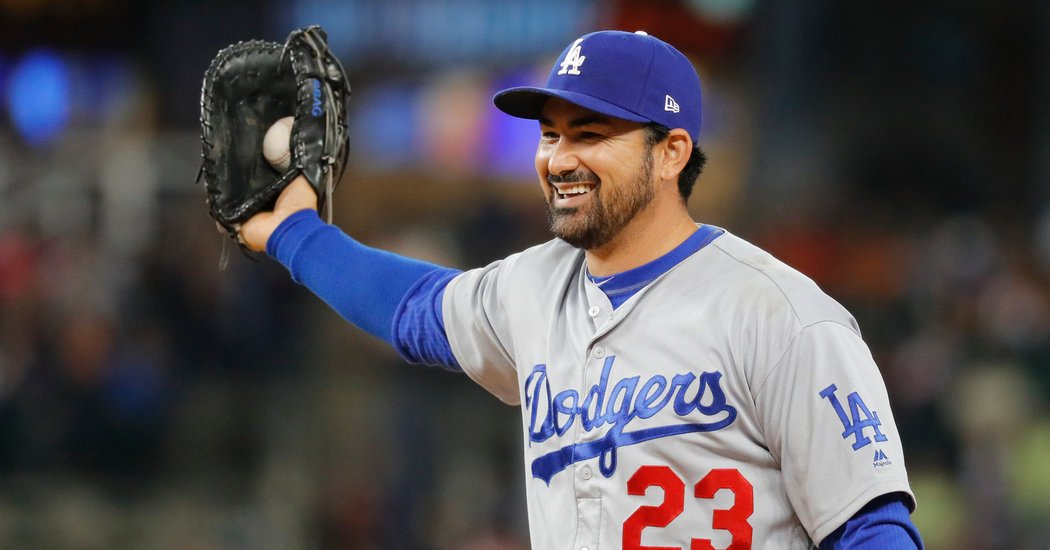 Adrian Gonzalez Is Officially a Met, With Plans to Tutor Dominic Smith