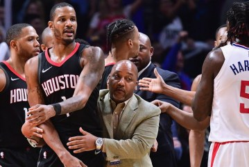 Angry Words and Ejections as Chris Paul Returns to Los Angeles