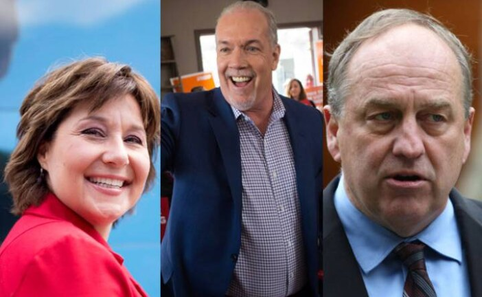 B.C. year in review 2017: B.C. politics, one wild ride