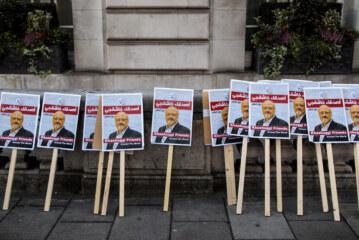 Turkish Prosecutor Says Saudis Strangled Khashoggi