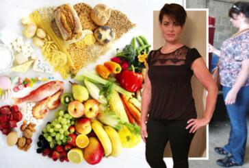 Weight loss: Woman loses 4.5 stone on Terri Ann Nunns 123 Diet Plan