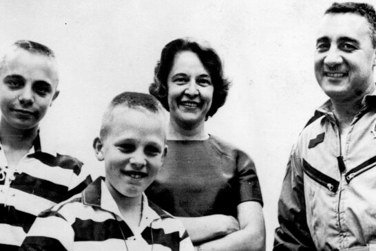 Betty Grissom, Who Sued in Astronaut Husband's Death, Dies at 91