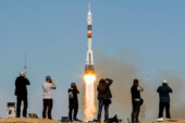 The Moment a Russian Rocket Failed During Launch – Video