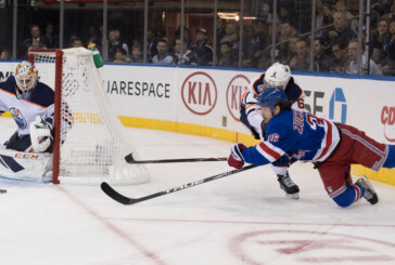 Cam Talbot Beats His Former Rangers Teammates for the First Time