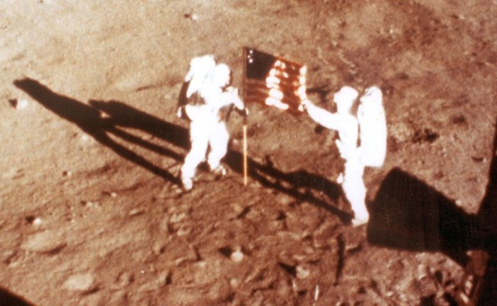 Remembering the Moon Landing, Nearly 50 Years Later: 'We Were All Completely Silent'