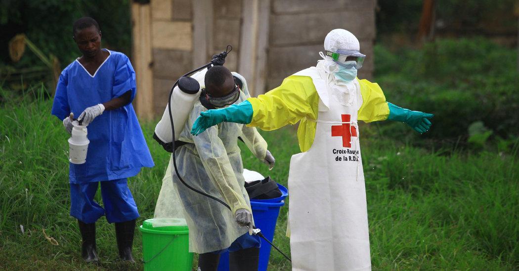Ebola Outbreak in Congo Not a Global Emergency, W.H.O. Says