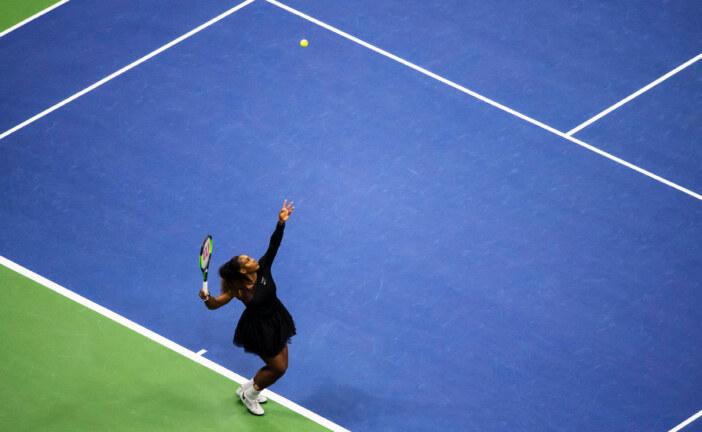 Who Has the Best Shots in Women's Tennis?
