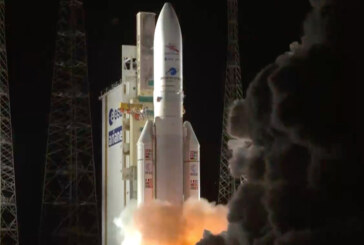 BepiColombo Launches on Long Journey to Mercury