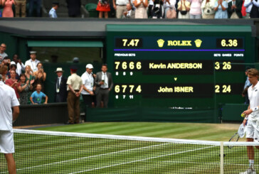 Call It the John Isner Rule: Wimbledon Plans to Add a Final-Set Tiebreaker