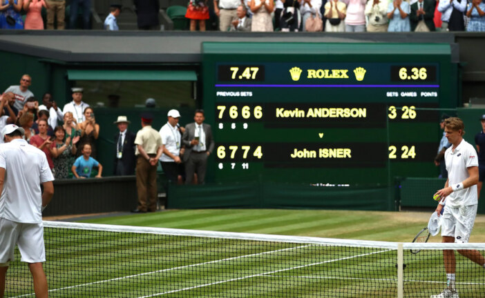 Call It the John Isner Rule: Wimbledon Plans to Add a Final-Set Tiebreaker