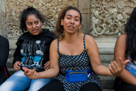 Oaxacan Rap Has a Female Voice, Finally