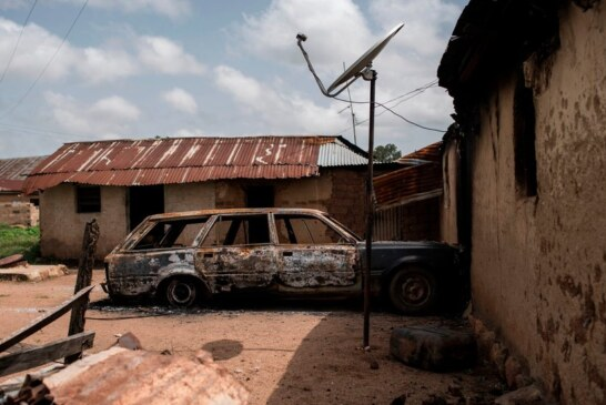 At Least 55 Killed in Communal Violence in Central Nigeria