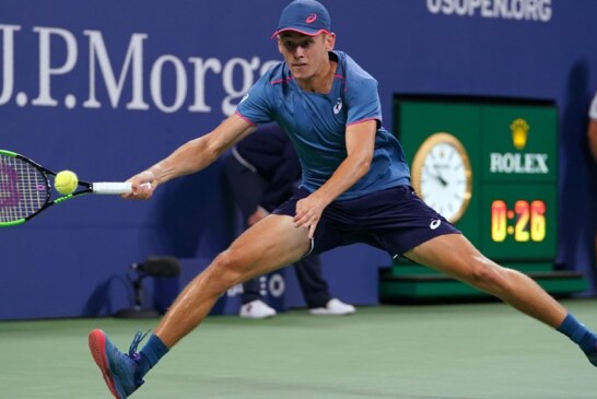 Alex de Minaur, at 19, Is Still Learning