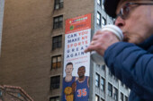 Can a Billboard-Size 'Baby, Please' Bring Kevin Durant to the Knicks?