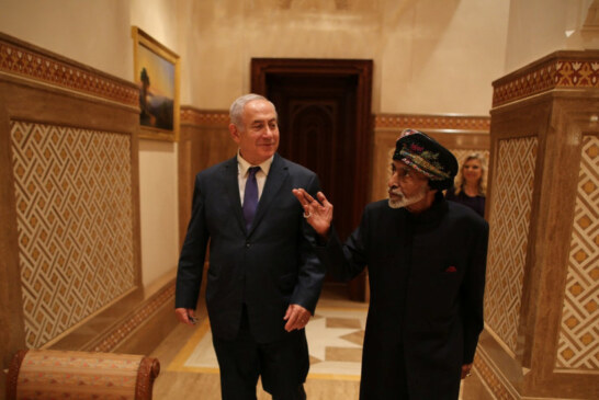 Israeli Prime Minister Visits Oman, Offering a Possible Back Channel to Iran