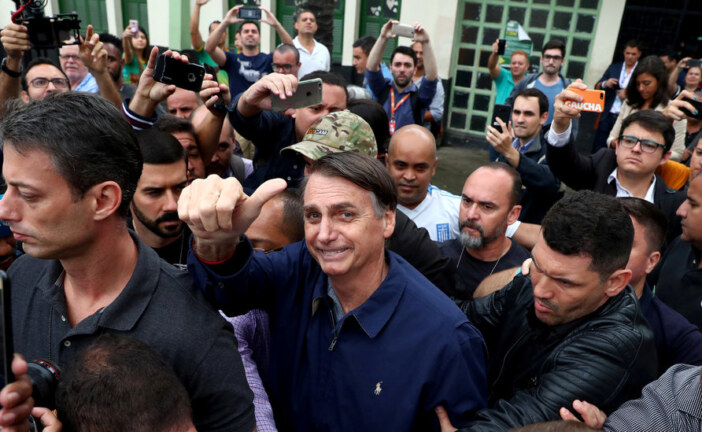 Brazil's Polarizing New President, Jair Bolsonaro, in His Own Words
