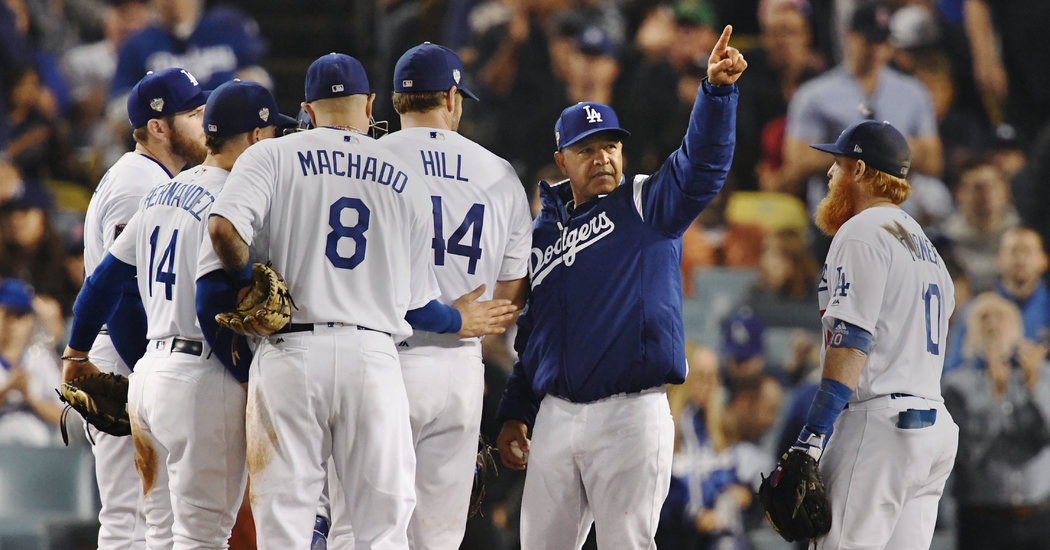 Dodgers' Dave Roberts Second-Guessed in World Series Loss, Even by Trump