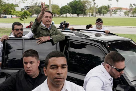 The Women Supporting Brazil's Jair Bolsonaro