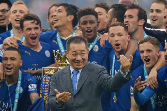 Vichai Srivaddhanaprabha, Leicester City Owner, Is Dead After Chopper Crash