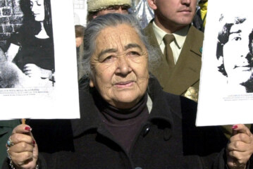 Ana González, Campaigner for Chile's Missing, Dies at 93