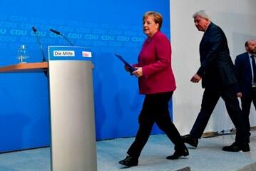 Germany Without Angela Merkel: Unthinkable? Think Again, She Says